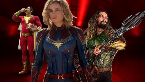 Estrenos cine superhéroes