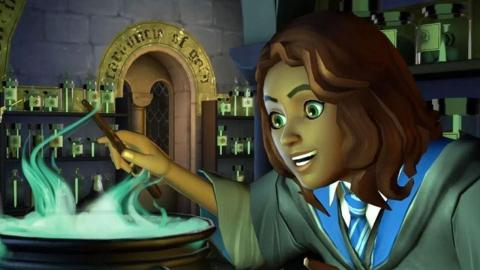 Hogwarts Mystery