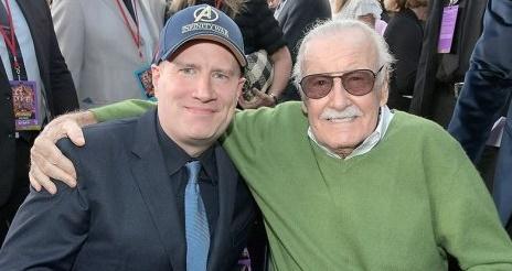 Kevin Feige habla sobre los futuros cameos de Stan Lee