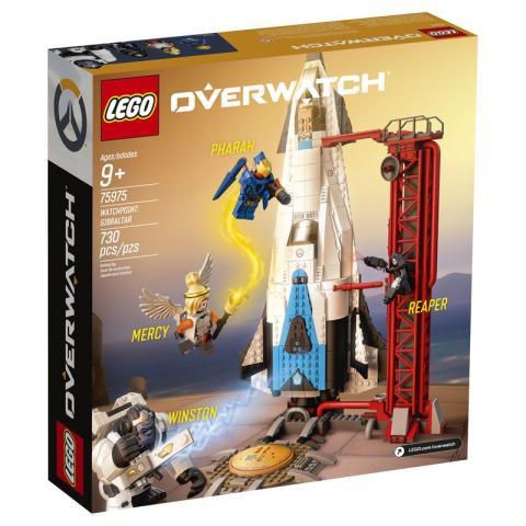 LEGO de Overwatch - esports