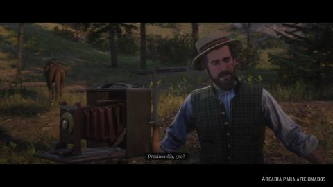 Misiones Forasteros Red Dead Redemption 2