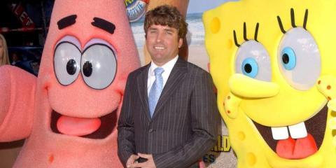 Muere el creador de Bob Esponja, Stephen Hillenburg