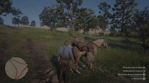 Pieles truco Red Dead Redemption 2