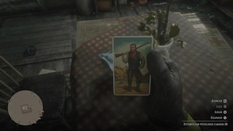 Pistoleros Red Dead Redemption 2