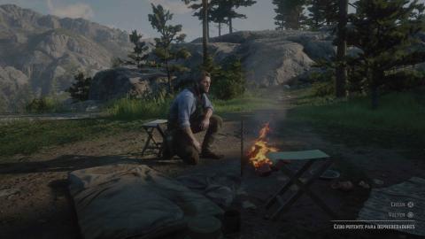Recetas Red Dead Redemption 2