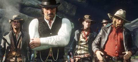 Red Dead Redemption 2 - Banda