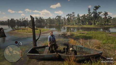 Red Dead Redemption 2 Objetos Unicos 2