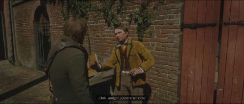Red Dead Redemption 2 personajes especiales