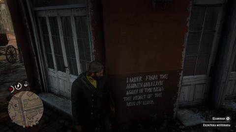Red Dead Redemption 2 Vampiro Pista 1