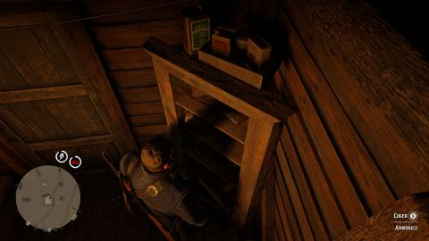 Solicitudes de objetos Red Dead Redemption 2