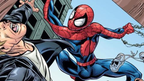 Spider-man: Origen