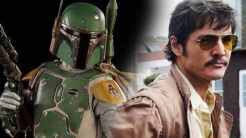 Star Wars The Mandalorian - Pedro Pascal