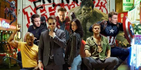 Los superhéroes de Netflix podrían haber estado en Vengadores: Infinity War