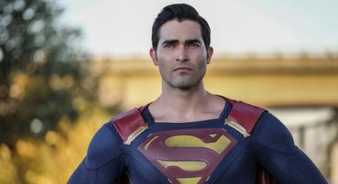 Tyler Hoechlin como Superman en Supergirl