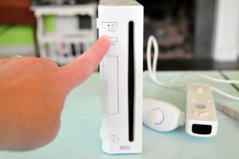 Wii Reset