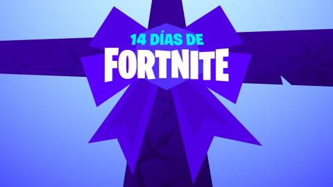 14 días de Fortnite