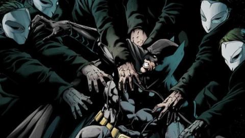 Batman La corte de los Búhos