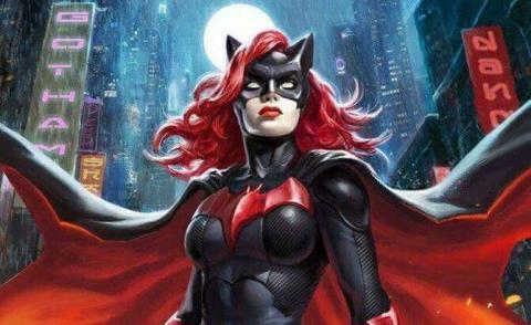 Batwoman en los cómics