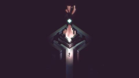 Below - Fragmentos de luz