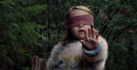 A ciegas - Nuevo thriller de Netflix