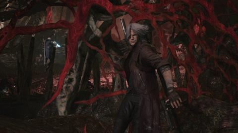 Devil May Cry 5 multijugador