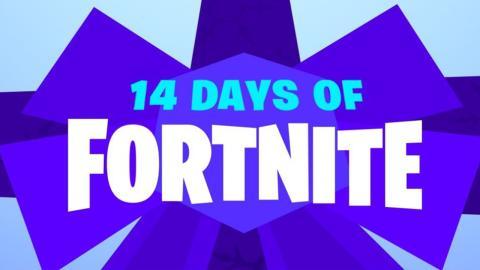 Fortnite 14 días