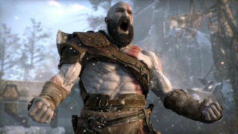 God of War PS4 GOTY 2018