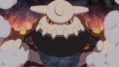 Heatran Pokémon GO