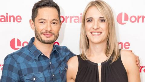 Jake Graf y Hannah Winterbourne