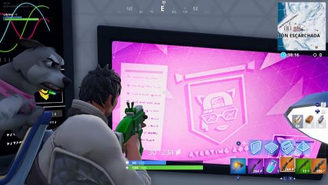 Nevada Semana 2 Fortnite