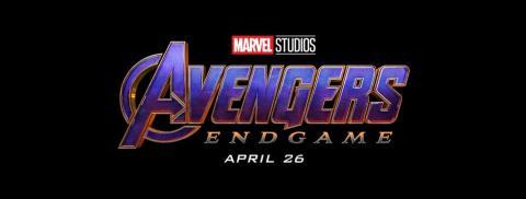 Nuevo logo de la película de Marvel Vengadores: Endgame