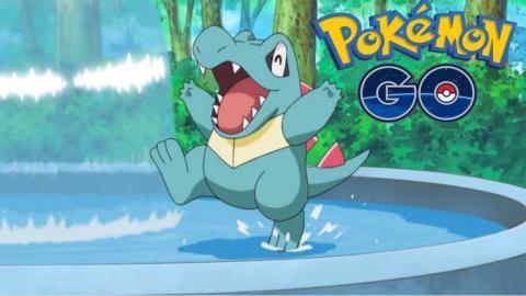 Pokémon Go Totodile