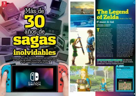 Sagas en Switch RON 316