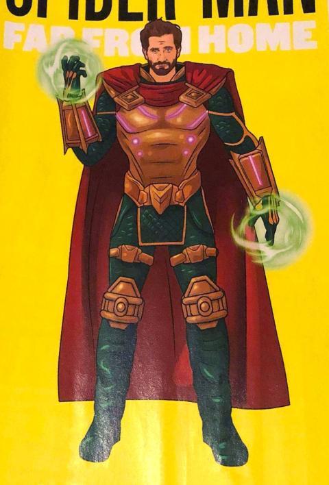 Spider-Man: Lejos de casa - Mysterio