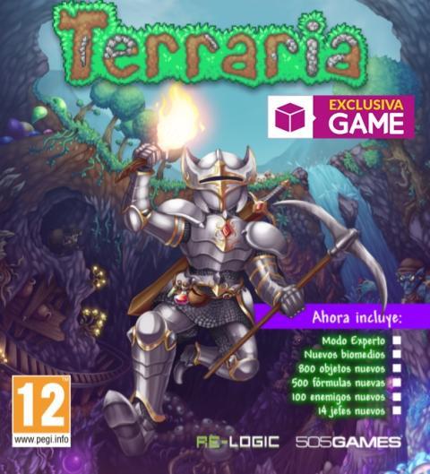 Terraria 1.3 en GAME