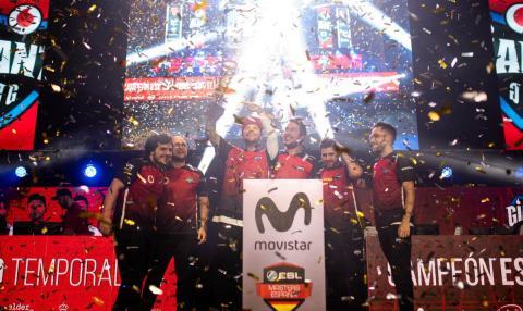 Vodafone Giants ESL Masters