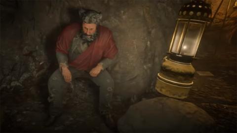 Cueva ermitaño Red Dead Redemption 2