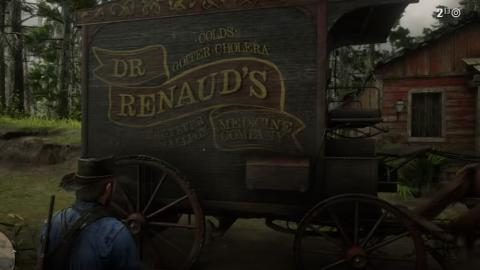 Tónico Red Dead Redemption 2