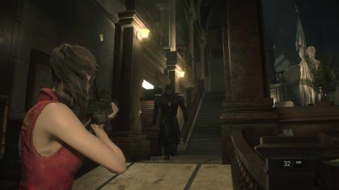 armas desbloqueables Resident Evil 2 Remake