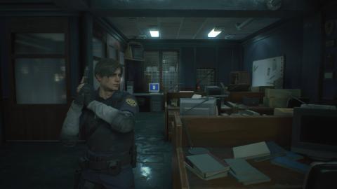 Cajas fuertes Resident Evil 2 Remake