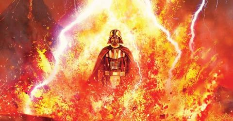 Comics Star Wars - Darth Vader