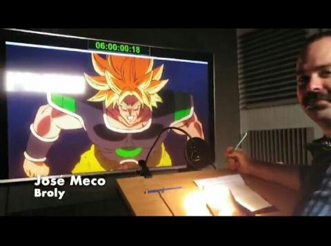Los actores de doblaje de Dragon Ball Super Broly en castellano