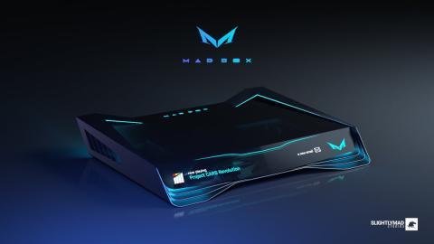 Diseño de Mad Box