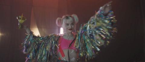 Margot Robbie en Birds of Prey