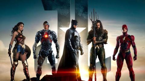 Aquaman y la Liga de la Justicia