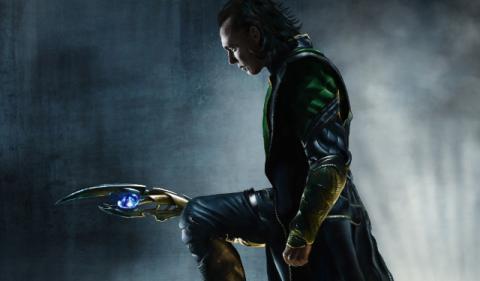 Los Vengadores - Loki