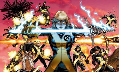 Cómics X-Men