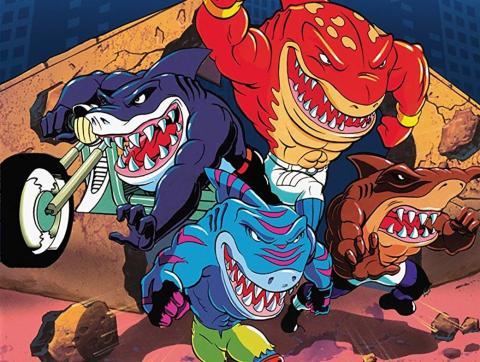 Los Street Sharks