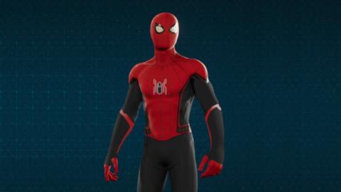 Spiderman PS4 traje Lejos de Casa