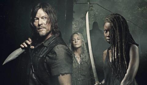 The Walking Dead temporada 9 - Nuevo Poster